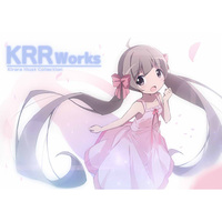 Doujinshi - Illustration book - KRRworks / オトザクラ
