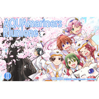 Doujinshi - Compilation - ARIA / Akari Mizunashi (AQUAmariners Riunione 2) / CO-MIX