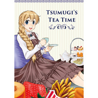 Doujinshi - Manga&Novel - Anthology - K-ON! / Tsumugi Kotobuki (Mugi) (Tsumugi's Tea Time) / Umou Buton!