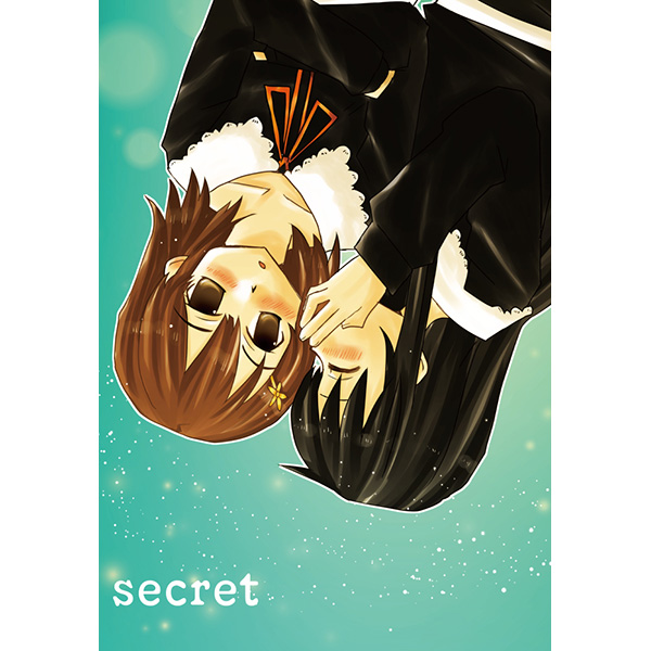 Doujinshi (secret) / 紙袋Works (Kamibukuro Works)