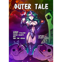 [Hentai] Doujinshi - Outer Zone / Misery Stalker (OUTER TALE) / Gin no Hoshitei