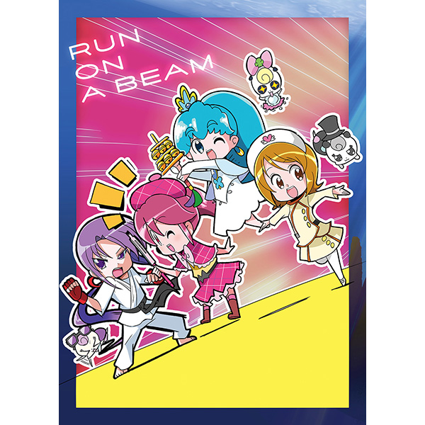 Doujinshi - HeartCatch PreCure! (RUN ON A BEAM) / 中村スクラロース