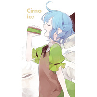Doujinshi - Illustration book - Touhou Project / Cirno (Cirno ice) / Kousai Helicoide