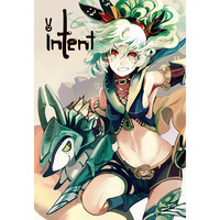 Doujinshi - Illustration book - intent / YAKI・ONIGIRI