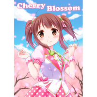 Doujinshi - IM@S: Cinderella Girls / Chie & Producer & Chieri & Miria (Cherry Blossom) / re:barna