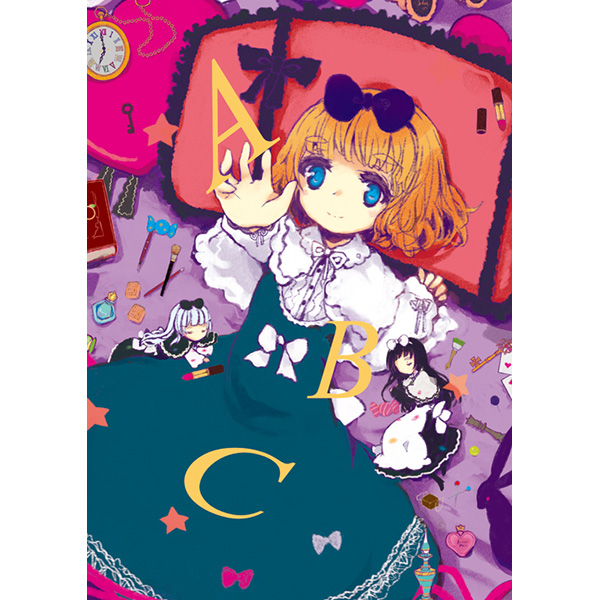 Doujinshi - Touhou Project / Alice Margatroid (ABC) / Lapin Asile