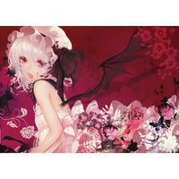 Doujinshi - Illustration book - Touhou Project / Remilia Scarlet (idleness) / arg