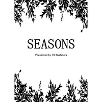 Doujinshi - Illustration book - Anthology - SEASONS / 狐月亭 (Kogetsu-tei)