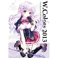 Doujinshi - Illustration book - W.colors 2013 cardcollection / W.label