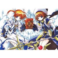 Doujinshi - Magical Girl Lyrical Nanoha / Takamachi Nanoha (ON YOUR MARK 2) / RED DRAGON