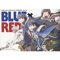 Doujinshi - BLUE×RED / Lily Ring