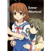Doujinshi - Novel - CLANNAD / Furukawa Nagisa (Summer Adventures!) / Sky Skipper