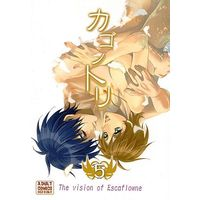 [Adult] Doujinshi - The Vision of Escaflowne (カゴノトリ 5) / タカハシ看板店
