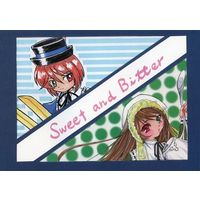 Doujinshi - Rozen Maiden / Souseiseki & Suiseiseki (Sweet and Bitter / M.MACABRE) / M.MACABRE/Pixie dust