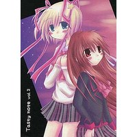 Doujinshi - Little Busters! / Komari & Rin (Tasty note vol.2) / Rurirara*
