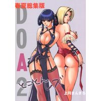 [Adult] Doujinshi - DEAD or ALIVE / Leifang & Tina Armstrong (DOA 2 とことんレズ 春夏総集版) / プルルンエステ