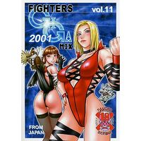 [Adult] Doujinshi - DEAD or ALIVE / Leifang & Tina Armstrong (FIGHTERS GIGAMIX VOL.11) / From Japan