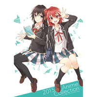 Doujinshi - Illustration book - 2015 Anime Collection / Lv55