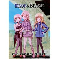Doujinshi - Strike Witches / Eila & Sanya & Perrine (BLUE&BLACK) / PROGRESS PROBLEM