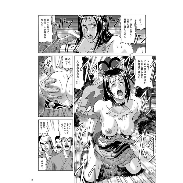 [Adult] Doujinshi - Dynasty Warriors / Diaochan (貂蝉) / Human High-Light Film