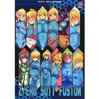 [Hentai] Doujinshi - Anthology - METROID (Z/ERO SUIT FUSION) / Stapspats