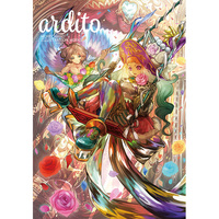 Doujinshi - Illustration book - ardito / PERFECTFOOL