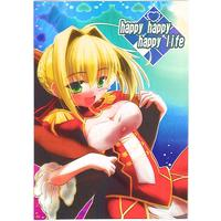 Doujinshi - Fate/EXTRA / Saber (Fate/Extra) (happy happy happy life) / Koori Ame