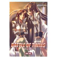 [Adult] Doujinshi - Mobile Suit Gundam SEED / Lacus Clyne & Rey Za Burrel (BATTLE OF TWINS 結末の絆) / OTOGIYA
