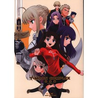 [Adult] Doujinshi - Compilation - Fate/stay night / All Characters (Fate Series) (T*MOON COMPLEX 総集編 2003-2004 22) / CRAZY CLOVER CLUB