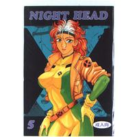 [Adult] Doujinshi - X-MEN (NIGHT HEAD5) / Circle Taihei-Tengoku
