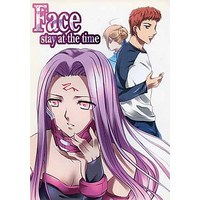 [Adult] Doujinshi - Fate Series / Rider (Face stay at the time) / Clover Kai