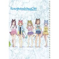 Doujinshi - Illustration book - 【冊子単品】RoughsketchC90 / TABGRAPHICS