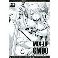 [Hentai] Doujinshi - Illustration book - MIX‐UP CM90 / 怪奇日蝕 (Kaikinissyoku)