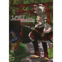 Doujinshi - Anthology - Touhou Project / Inubashiri Momiji (LOKI-ロキ-東方男体化合同誌) / BARふぐるま。