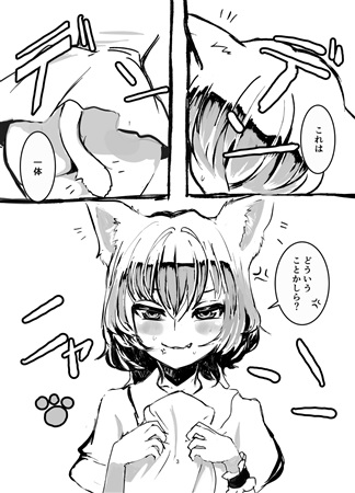 [Adult] Doujinshi - Touhou Project / Patchouli & Remilia (ねこあそび) / toribako