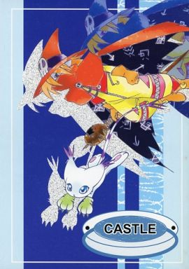 Doujinshi - Digimon (CASTLE) / さらねずみ