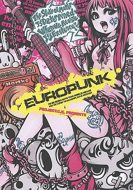 Doujinshi - Illustration book - EUROPUNK / Project.C.K.