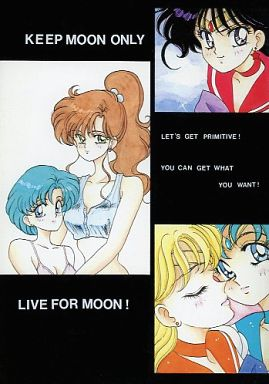 [Adult] Doujinshi - Sailor Moon / All Characters (KEEP MOON ONLY) / KING INK
