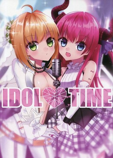 Doujinshi - Illustration book - 【冊子単品】IDOL・TIME / Loving×Loving