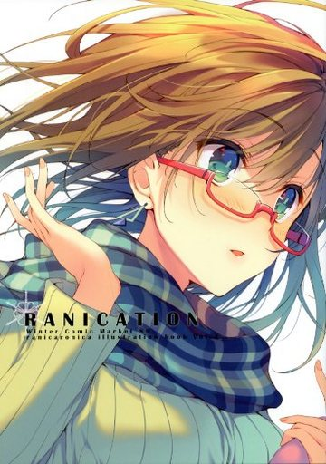 Doujinshi - Illustration book - RANICATION / ranicaronica