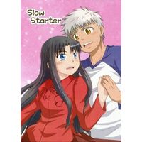 Doujinshi - Fate/stay night / Shirou & Rin (Slow Starter) / 故洛月奇