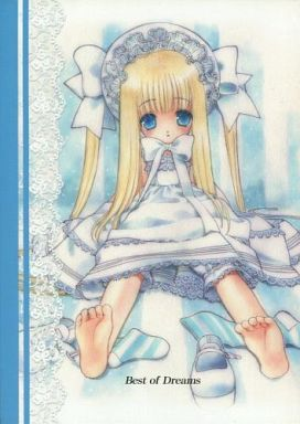Doujinshi - Illustration book - Best of Dreams / MRI