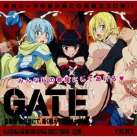 Doujin CG collection (CD soft) - Gate