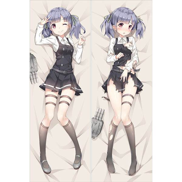 Dakimakura Cover - Kantai Collection / Ooshio (Kan Colle)