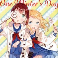 Doujinshi - Illustration book - Love Live / Ayase Arisa & Kousaka Yukiho (One Winter's Day) / SentimentColor