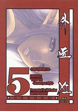 [Adult] Doujinshi - Final Fantasy Series (外道 XI 5) / kyuukou usagi
