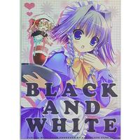 Doujinshi - Touhou Project / Flandre & Sakuya (BLACK AND WHITE 2011.03.13) / CHOCOLATE CUBE/cube sugar