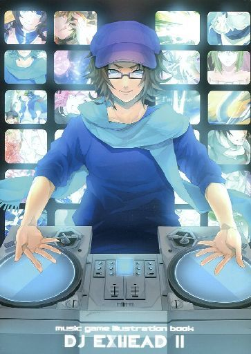 Doujinshi - Illustration book - beatmania (DJ EXHEAD II) / takeyabu