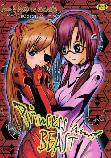 [Adult] Doujinshi - Novel - Evangelion (Princess and BEAST) / Kaede no Harawata
