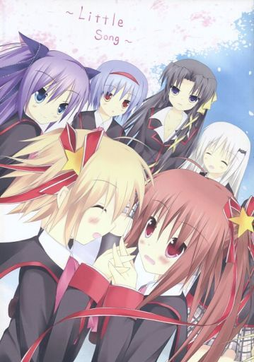 Doujinshi - Illustration book - Little Busters! (~Little Song~) / Monochrome